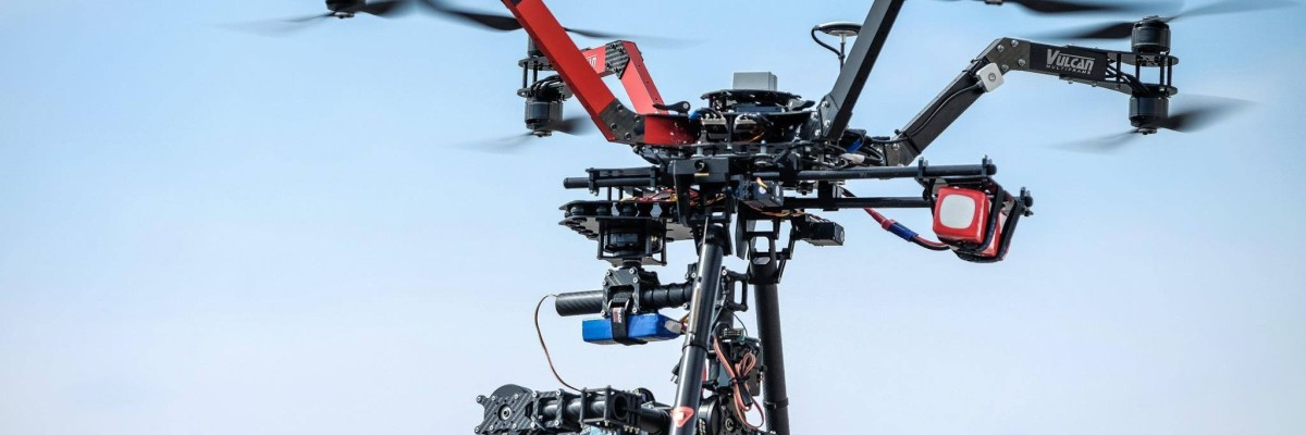 drones UAV aerial