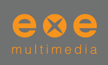 EXE Multimedia Logo